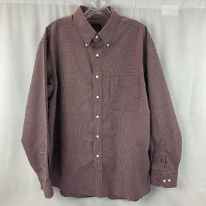JOS. A. BANK  Long Sleeve Button Down Shirt